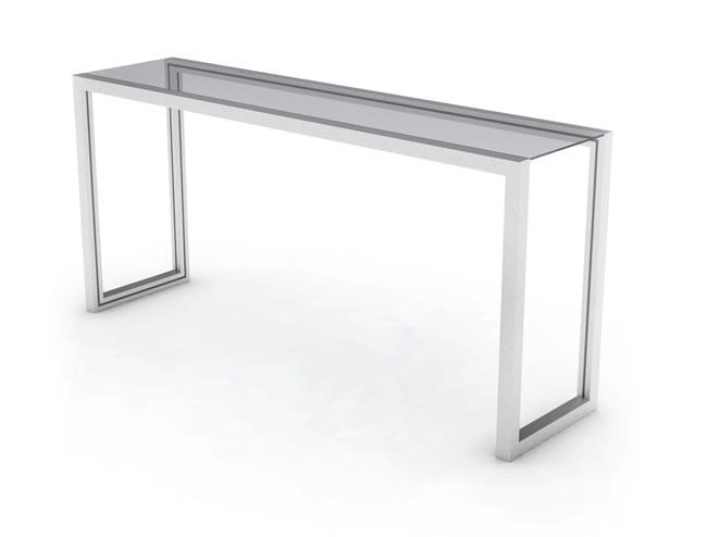 Mesa puente sobre escritorio